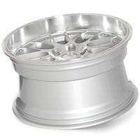 SQUARE Wheels G6 Model - 18x9.5 +12 5x114.3 (set of 4)