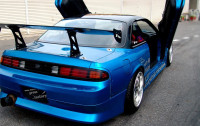 Origin Lab Rear Fenders 50MM Nissan S14 240SX 95-98
