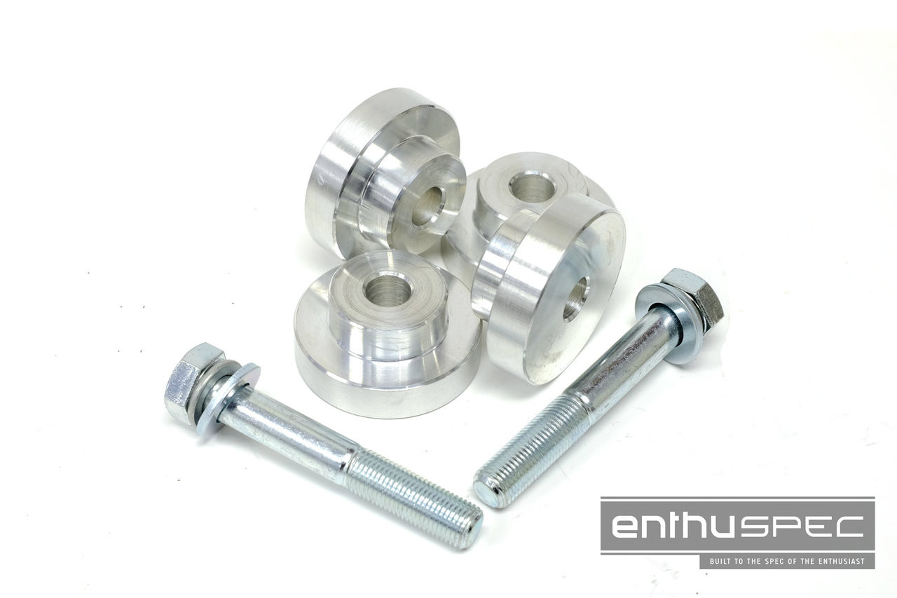 ENTHUSPEC SOLID DIFFERENTIAL S14 BUSHINGS FOR S13 CHASSIS - NISSAN 240SX