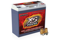 XS Power S680 Racing Battery Nissan 240sx (slim for SR SWAP)