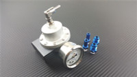 P2M FUEL PRESSURE REGULATOR - UNIVERSAL [LARGE] VERSION 2.5