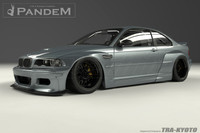 NEW! Pandem by TRA Kyoto Aero - BMW (E46) Blister Kit - Now Accepting Special-orders