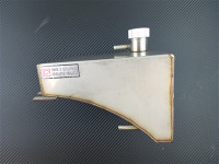 P2M NISSAN 1989-94 S13 240SX V2 STAINLESS COOLANT OVERFLOW TANK
