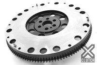 XCLUTCH Single Mass Flywheel; Lightweight Chromoly- Nissan 240sx KA24DE