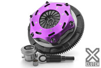 XClutch 7.25 Triple Disc Ceramic Incl Flywheel Clutch kit - Nissan SR20DET S13/S14