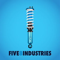 Five8 Industries Nissan 240SX 95-98 S14 Coilovers