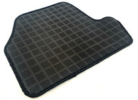 P2M NISSAN S14 1995-98 240SX REAR RACE FLOOR MATS : DARK GREY