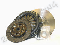 "Competition Clutch for Nissan 240SX KA24DE ""WHITE BUNNY"" Upgrade Full Face Disk"