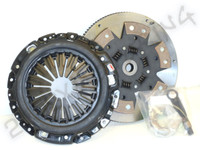 "Competition Clutch - Nissan 240SX KA24DE ""WHITE BUNNY"" Upgrade - 6 PUCK"