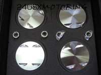 CP Pistons - Forged piston set for Nissan 240sx CA18DET