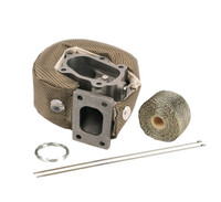 DEI T25/T28 Titanium Turbo Shield