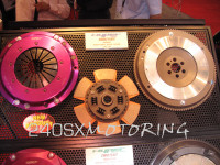 EXEDY HYPER-SINGLE CLUTCH FOR KA24DE NH08SD