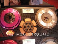 Exedy - Hyper Single Clutch Kit for Nissan RB20/RB25