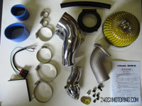 Greddy Air Intake Suction Kit s13 w/s15 turbo and z32 maf 11920200