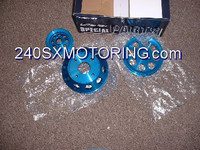 Greddy Aluminum Lightweight Pulley Set for Nissan 240SX S14 SR20DET