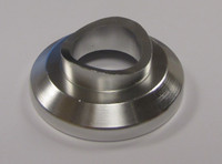 ISR (Formerly ISIS performance) Aluminum Modular BOV Flange - HKS Style BOV's