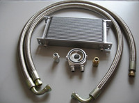 ISR (Formerly ISIS performance) Oil Cooler Kit - Nissan SR20DET S13