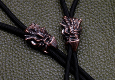 Copper Dragon Bead