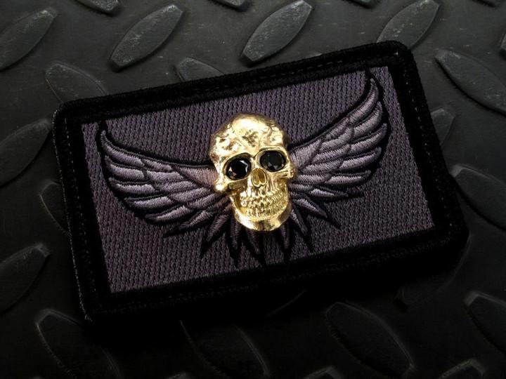 18K Gold Guardian Patch