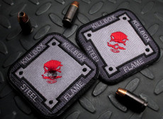 Steel Flame KillboX Patch