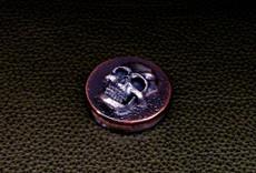 Darkness Skull Challenge Coin