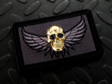18k Black Diamond Guardian Patch