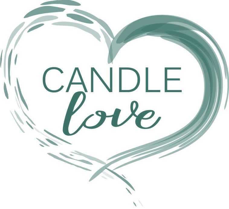 Candle Love Green