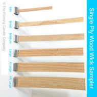 Wooden Wick Sample Pack