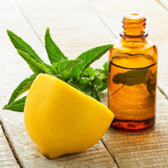 Lemon Mint Leaf (Type) Fragrance Oil