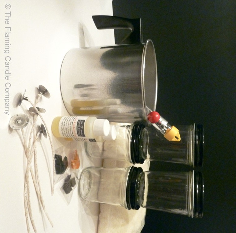 Paraffin Container Candle Making Kit