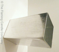 "Square Pillar Mold - 3"" x 3"" x 6.5"""