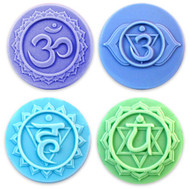 Chakras Soap Mold