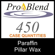 ProBlend 450 Paraffin Pillar Wax - CASE