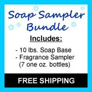 Soap Sampler Bundle
