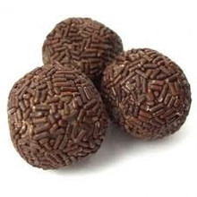 Yummy... Rum Chocolate balls..