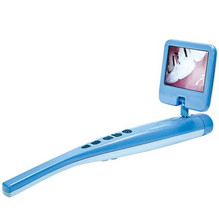 Easy Wirefree IntraOral Camera w/ SD Card Slot & LCD Screen