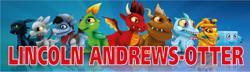 Personalised Dragon Land Waterproof School Name Labels