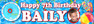 Personalised Pool Party Photo Birthday Party Banner
