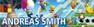 Personalised Super Mario Bros Waterproof School Name Labels