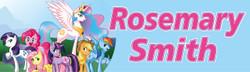 Personalised My Little Pony Waterproof School Name Labels