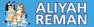 Personalised Bluey Waterproof School Name Labels
