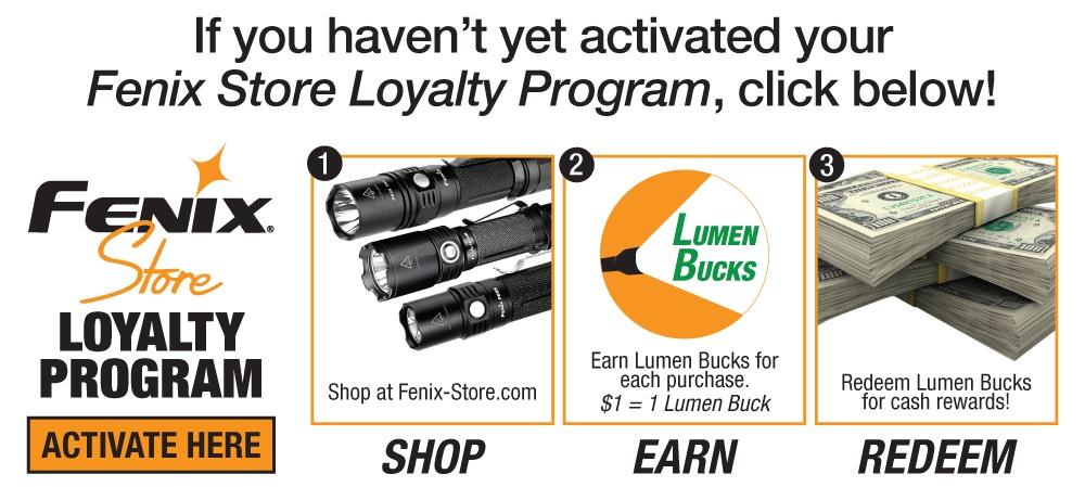 Fenix Store Lumen Bucks