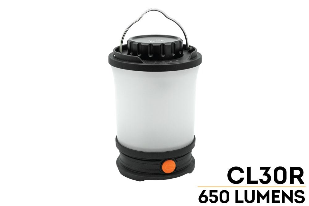 Fenix CL30R LED Rechargeable Lantern