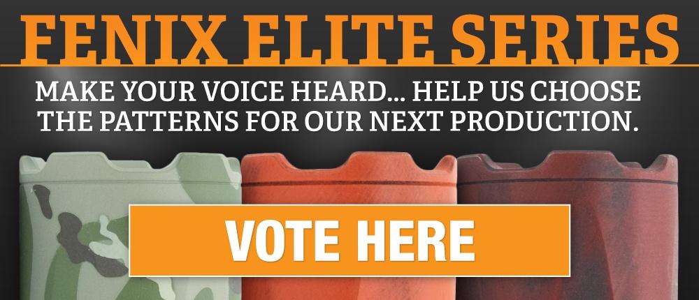 Fenix Elite Series Voting