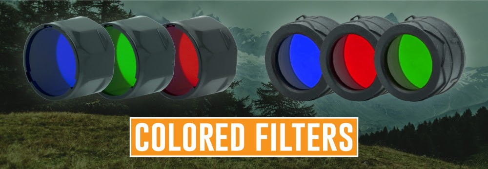 Colored Filters