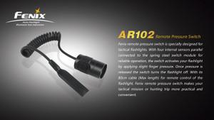 Fenix AER-01 Remote Pressure Switch (Was AR-102)