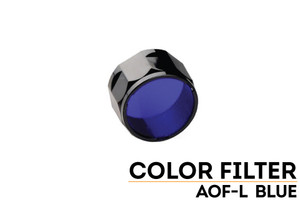 Fenix AOF-L Filter Adapter (Blue)