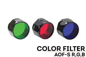Fenix AOF-S + Filter Adapter