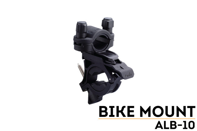 Fenix Alb 10 Quick Release Bike Mount Fenix Flashlights