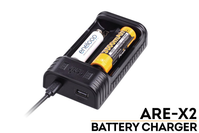 Fenix ARE-X2 Dual Channel Smart Charger